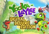 Yooka-Laylee Digital Deluxe Edition Steam CD Key