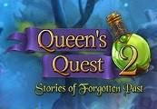 Queen's Quest 2: Stories of Forgotten Past Steam CD Key