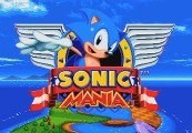 Sonic Mania Steam CD Key