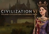 Sid Meier's Civilization VI - Poland Civilization & Scenario Pack DLC for Mac Steam CD Key