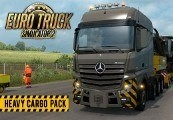Euro Truck Simulator 2 - Heavy Cargo Pack DLC Steam CD Key