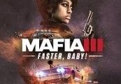 Mafia III - Faster, Baby! DLC Steam CD Key