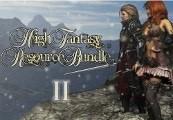RPG Maker VX Ace - High Fantasy 2 Resource Pack Steam CD Key
