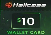 Hellcase.com 10 USD Wallet Card Code
