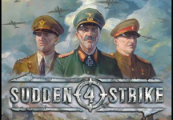 Sudden Strike 4 EU Steam CD Key