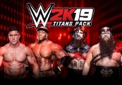 WWE 2K19 - Titans Pack DLC Steam CD Key