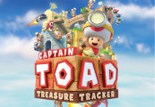 Captain Toad: Treasure Tracker US Nintendo Switch CD Key