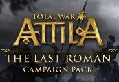 Total War: ATTILA - The Last Roman Campaign Pack DLC Steam CD Key