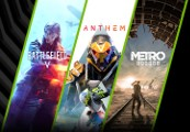 Anthem + Battlefield V + Metro: Exodus Bundle Voucher