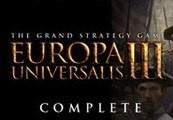 Europa Universalis III Complete | Steam Key | Kinguin Brasil