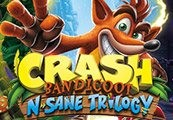 Crash Bandicoot N. Sane Trilogy Steam CD Key