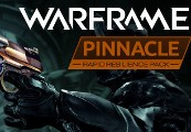 Warframe - Rapid Resilience Pinnacle DLC Clé Steam