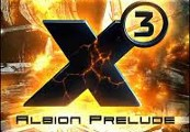 X3 - Albion Prelude DLC Steam CD Key