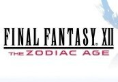 Final Fantasy XII The Zodiac Age Clé Steam
