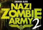 Sniper Elite: Nazi Zombie Army 2 Steam CD Key