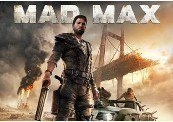Mad Max + 4 DLC Clé Steam