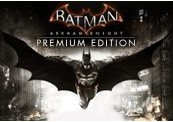 Batman: Arkham Knight Premium Edition Clé Steam