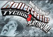 RollerCoaster Tycoon 3: Platinum Steam CD Key