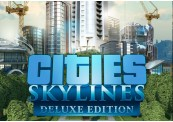 Cities: Skylines Deluxe Edition Clé Steam