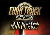 Euro Truck Simulator 2 - Going East! DLC Steam CD Key
