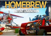 Homebrew - Patent Unknown Steam CD Key