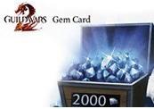 Guild Wars 2 2000 Gems Code