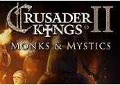 Crusader Kings II - Monks and Mystics DLC Clé Steam