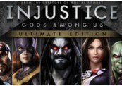 Injustice: Gods Among Us Ultimate Edition Chave Steam
