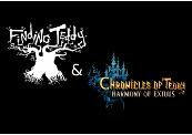 Finding Teddy + Chronicles of Teddy: Harmony of Exidus Bundle Steam CD Key