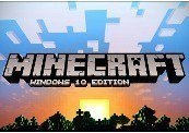 Minecraft Windows 10 Edition CD Key