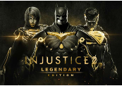 Injustice 2 Legendary Edition Steam CD Key