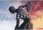Sid Meier's Civilization VI - Rise and Fall DLC Clé Steam