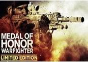 Medal of Honor Warfighter Limited Edition Origin CD Key