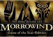 The Elder Scrolls III Morrowind GOTY Steam CD Key