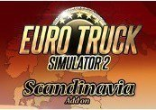 Euro Truck Simulator 2 - Scandinavia DLC Clé Steam