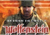 Return to Castle Wolfenstein Steam CD Key
