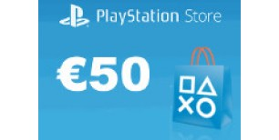 PlayStation Network Card €50 NL | Kinguin