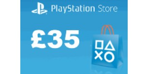 PlayStation Network Card £35 UK | Kinguin