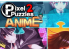 Pixel Puzzles 2: Anime Steam CD Key