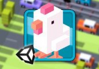 Unity3D Creating a Crossy Road Video Game ShopHacker com