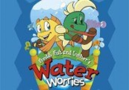 Freddi fish and luther 39 s water worries steam cd key buy for Freddi fish online