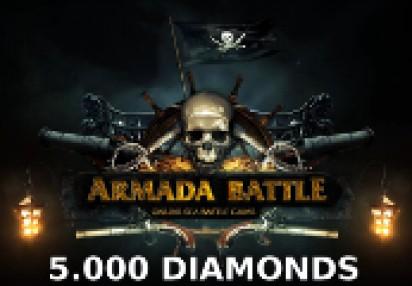 Armada Battle: 5 000 Diamonds | Kinguin - FREE Steam Keys Every Weekend!