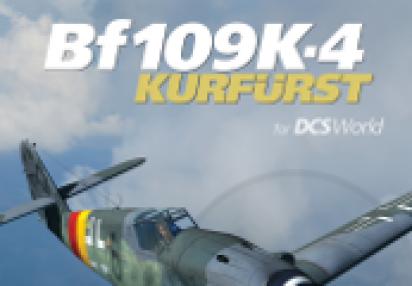 DCS: Bf 109 K-4 Kurfürst DLC Steam Gift | Kinguin - FREE