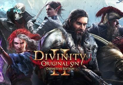 Divinity: Original Sin 2 Definitive Edition EU PS4 CD Key