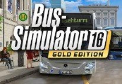 bus simulator 16 gold edition steam cd key buy on kinguin. Black Bedroom Furniture Sets. Home Design Ideas