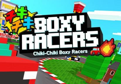 Chiki-Chiki Boxy Racers US Nintendo Switch CD Key | Kinguin