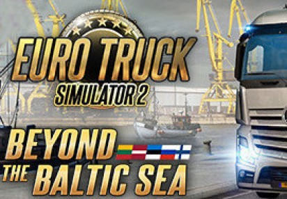Euro Truck Simulator 2 - Beyond the Baltic Sea DLC Steam CD Key | Kinguin -  FREE Steam Keys Every Weekend!