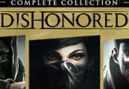 Dishonored: Complete Collection Steam CD Key