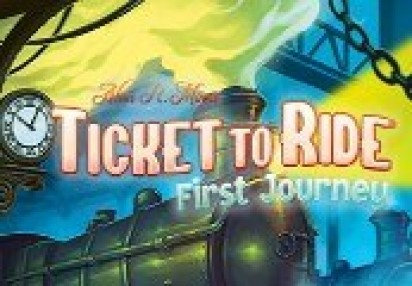 how to play ticket to ride first journey