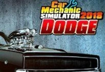 Car Mechanic Simulator 2018 - Dodge DLC Steam CD Key